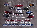 Car Show - June 1, 2014
