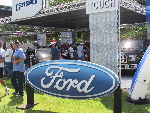 Fabulous Fords Forever Car Show at Knott's Berry Farm - April 2015